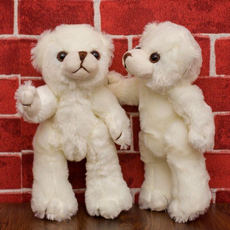 Plush Momo Bear Arm Movable Toy Company Gift Custom Logo Origin Supply Bear Doll Wholesale overwatch  llama  anime plush