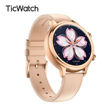 Ticwatch C2 Rose Gold Smart Horloge Bluetooth Smartwatch met GPS Android & iOS compatibel IP68 Waterdichte Mobvoi Originele(China)