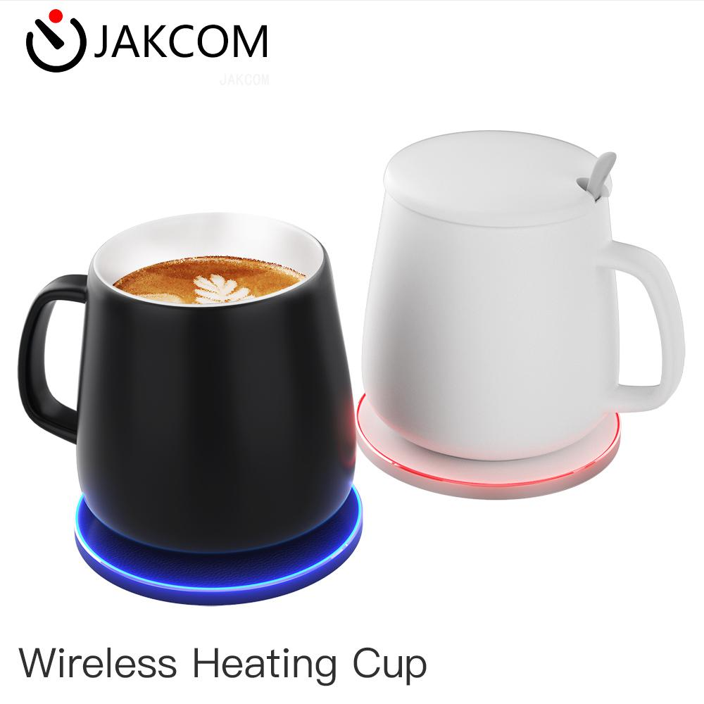 JAKCOM HC2 Wireless Heating Cup Super value as mechero ssd m2 cool gadget led lamp qi wireless charger pad small fan ant image