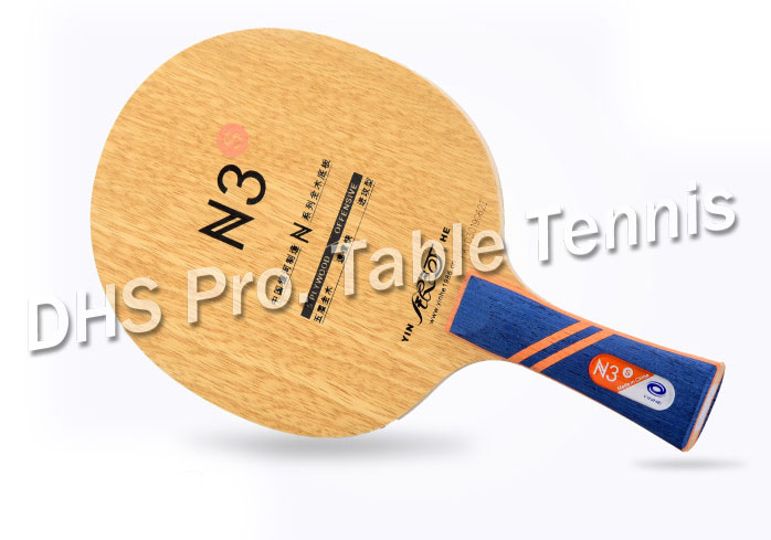 Yinhe N3S Wooden Attack+Loop OFF Table Tennis Blade For PingPong Racket
