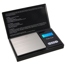 LCD Digital Weighing Scale Mini Pocket Stainless Steel Precision Jewelry Electronic Balance Grams Weight For Cooking 0 01 600g balance electronic scale experimental analysis of high precision electronic mini pocket digital balance weight scale