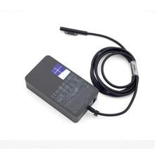 44 w 15 v 2.58a fonte de alimentação do adaptador ac para microsoft surface pro 5 1796 I5-7300U