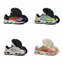 Running Shoes For Men Sneakers New max TN 4 Shoes Outdoor Breathable Walking Jogging Sport Shoes air Black white  orange 40-45 salomon shoes speed cross 4 cs sneakers men cross country shoes black red speedcross 4 jogging shoes strong grip running shoes