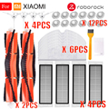 30 stücke Wichtigsten Pinsel + Hepa-Filter + Seite Pinsel + Mop Tücher Kit Teile Für Xiaomi Mijia Vakuum Cleane roboter Roborock s50 s51 Roborock 2