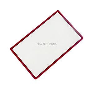 Image 5 - 1pc מגן מסך פנל משטח עליון עבור Nintend חדש 3DS XL LL דיור עליון מראה מסך חדש 3DSLL