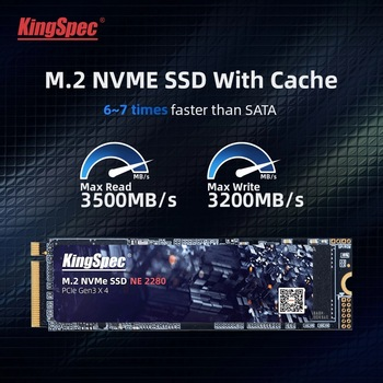 KingSpec M2 NVMe SSD 512GB for Laptop 1