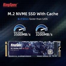 Disco rígido de estado sólido do ssd de kingspec m2 nvme com dram 512gb 1tb 2tb m.2 pcie nvme ssd para o portátil com cache de alta velocidade