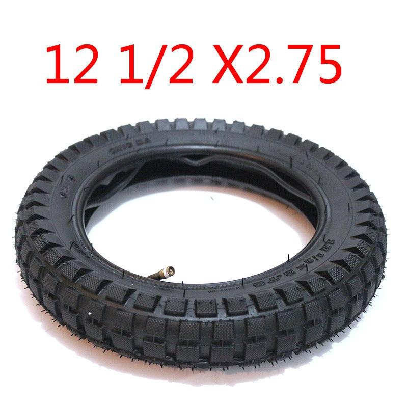 Tire /& inner Tube ATV Bike Razor Dirt Bike Buggy NEW 12.5 x 2.75 12 1//2 x 2.75