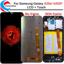 5.8\'\' For Samsung Galaxy A20e A202F/DS LCD Display Touch Screen Digitizer Assembly Replacement For SAMSUNG A20e LCD - DISCOUNT ITEM  5% OFF Cellphones & Telecommunications