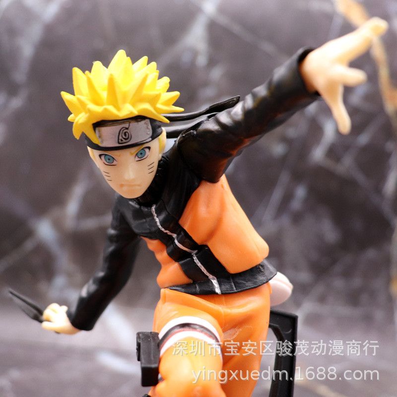 Naruto Shippuden Uzumaki Naruto Gals Hyuuga Hinata Jiraiya Haruno Figurine