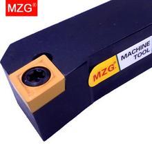 MZG 12 millimetri 16 millimetri SCFCR1212H09 Tornitura CNC Arbor Tornio Barra di Taglio Lavorazione Foro Bloccato Acciaio Inox Portautensili Esterno Attrezzi Per Alesatura