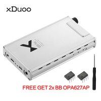 XDUOO XD-05 Plus XD05 Portable Headphone Amplifier 32bit/384kHZ DSD256 DAC