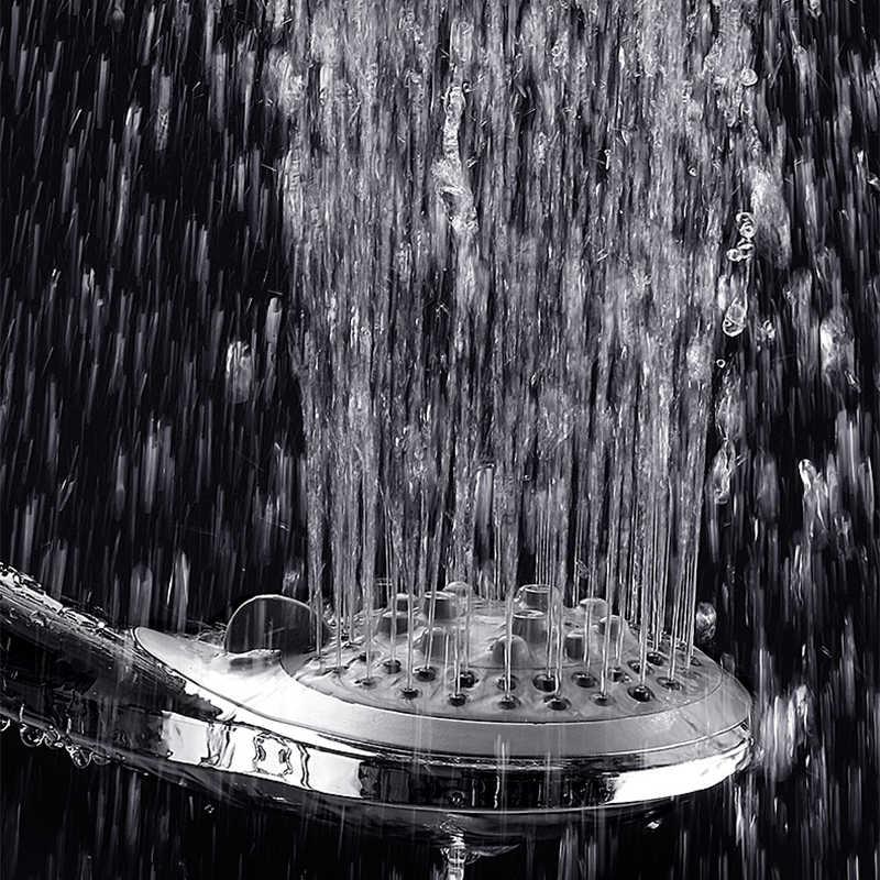 Zhang Ji 5 Chế Độ Vòi Phun Trên Các Vòi Hoa Sen Thiết Kế Cổ Điển 110mm Vòi Sen Sự Nắm Lượng Mưa Trong Phòng Tắm Điện Lọc Đầu