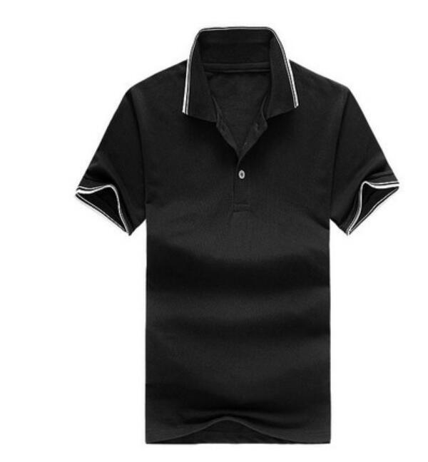 2019 New Brand LBL71 Men   Polos   Shirt fashion Brand Mens Solid Shirts Men's Casual Cotton Short Sleeve   Polos   jerseys