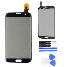 Replacement s7 edge Display Front Touch Screen Digitizer Parts For Samsung Galaxy S7 Edge G935 Display s7 edge телефон сенсорный стоимость