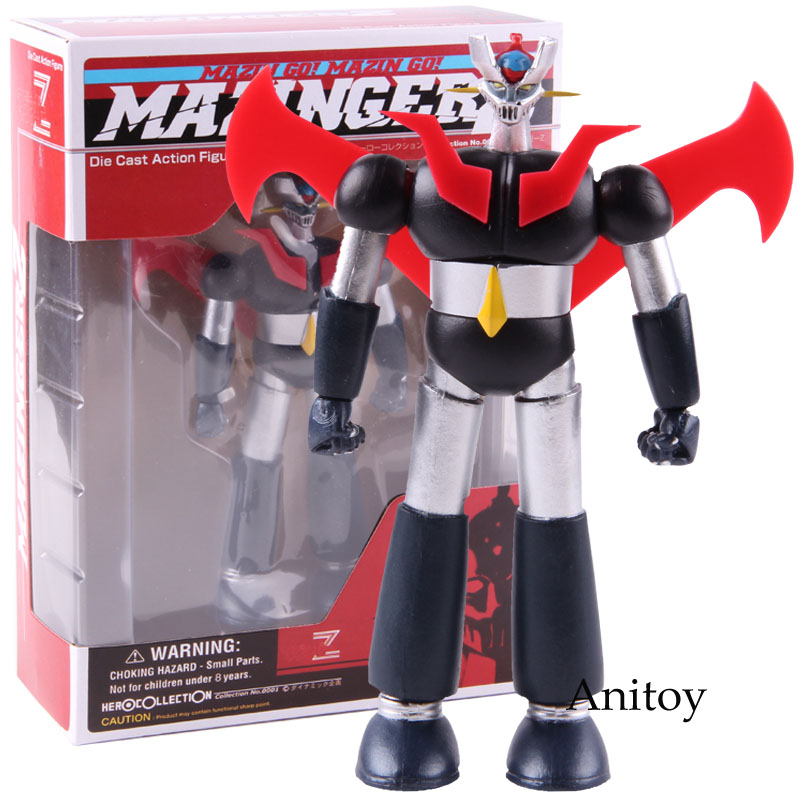 Anime Cartoon Mazinkaiser <font><b>Mazinger</b></font> <font><b>Z</b></font> Die Cast Action <font><b>Figure</b></font> Collectible Model Toy image