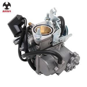 Image 2 - Carburador de motocicleta con Power Jet, para Majesty YP250 Linhai 250 Marquesa TK 250 ATV
