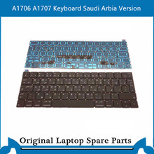 Brand New built-in Keyboard for Macbook Retina 13′ 15 ' A1706 A1707 Big Enter keyboard AR Version Saudi Arbia