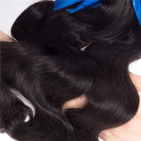 Bling Hair Body Wave Brazilian Hair Weave Bundles 100% Human Hair Bundles Remy Hair Extension Double Weft 8-30 Inch 1/5/10 Piece Multan
