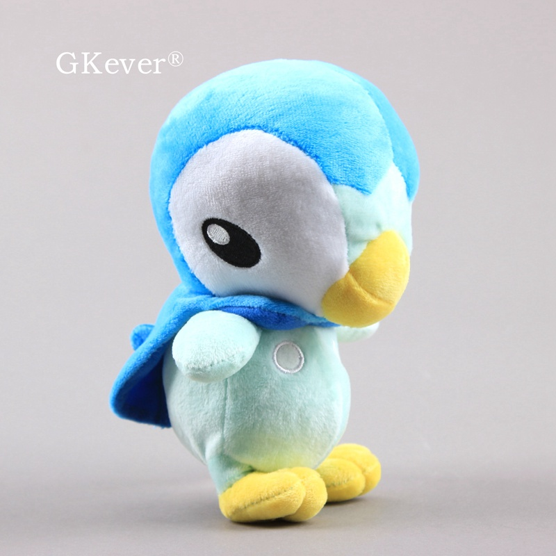 Monster Cute Piplup Plush Toys Kids Collection Soft Toys 19 CM Kids Gift