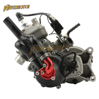 Motorcycle Engine 49CC Water Cooled Engine for 05 KTM 50 SX 50 SX PRO SENIOR Dirt Bike Pit Bike Cross With Start Lever