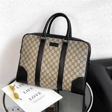 Newhotstacy Bag 03032021 men's briefcase business leisure handbag practical large capacity bag tote bag