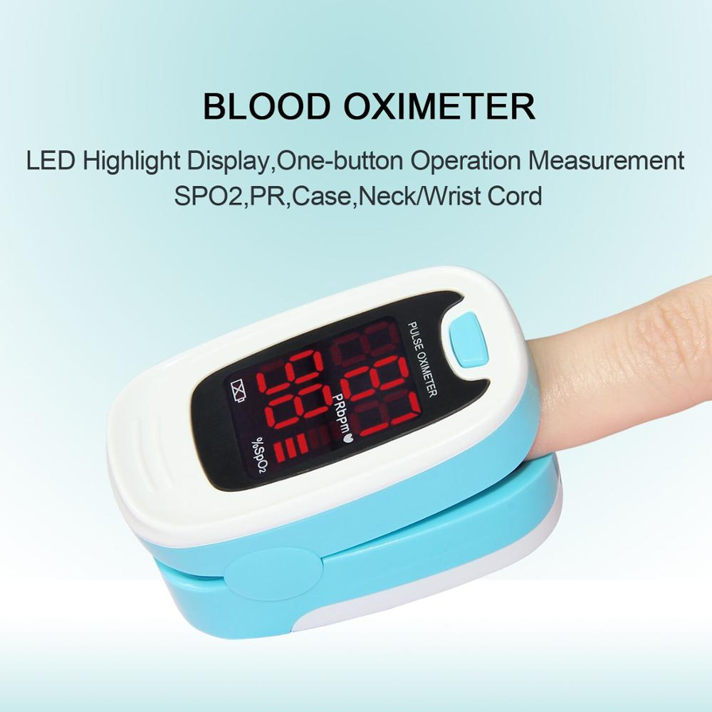 FREE Ship NEW CE&FDA Passed CMS50NA /CMS50M Fingertip Pulse Oximeter Blood Oxygen SPO2 PR Monitor OLED Display
