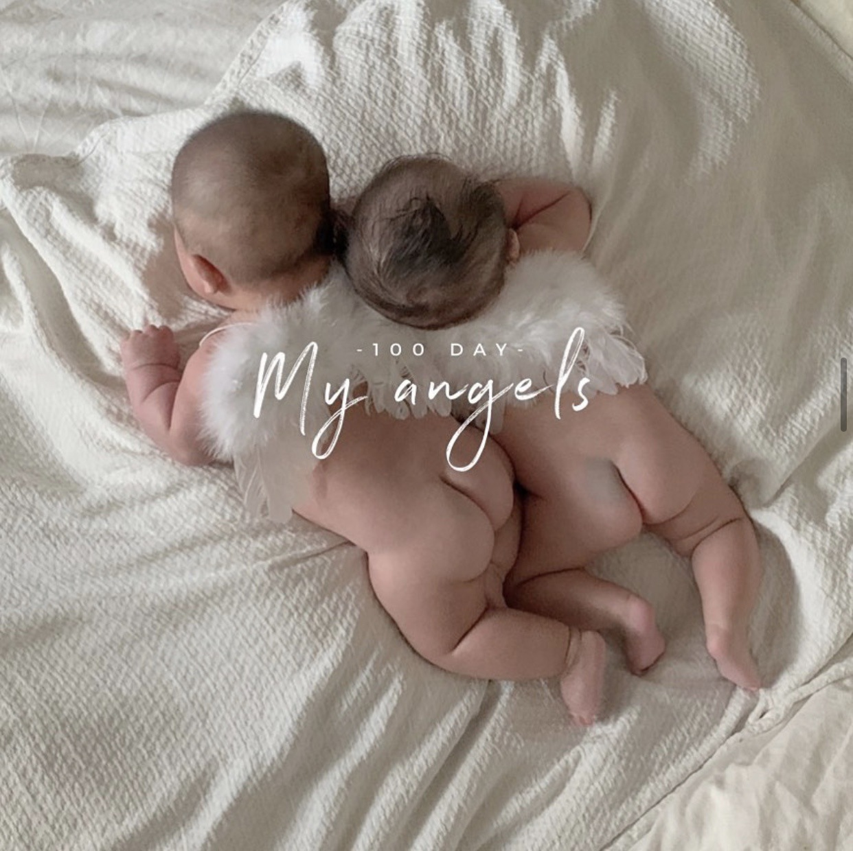 Baby Angel Feather Wings Newborn Photography Props Full Moon Photo Props Fall Accessories for Boys and Girls