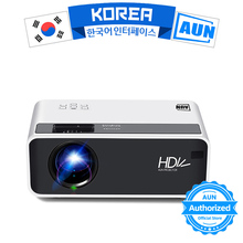AUN LED MINI Projector D60, 1280x720P Resolution, Portable Home Cinema, Support 3D, Optional Android WIFI D60S