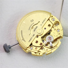Mouvement de remplacement Original pour miyoka 8200, mouvement automatique, 21 bijoux, montre Double/simple calendrier (utilisé)