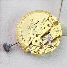 Original japão movimento substituição para miyota 8200 movimento automático 21 jóias assistir peças de reparo duplo/único calendário