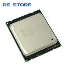 معالج Intel Xeon E5 2665 C2 20 متر كاش 2.40 جيجا هرتز 8.00 GT/s SROL1 LGA 2011 E5 2665 CPU