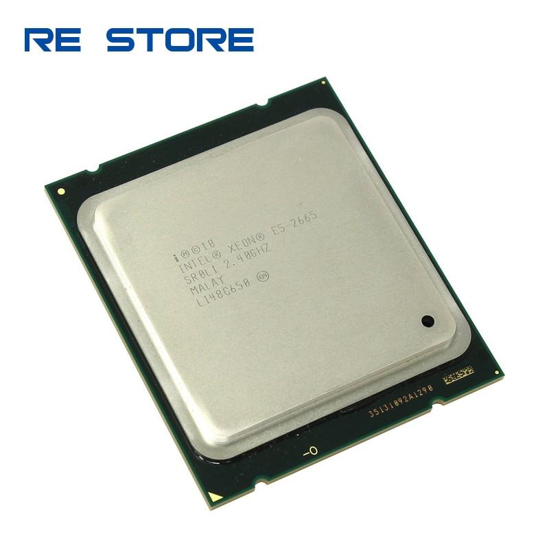 Intel Xeon E5 2665 C2 Processor 20M Cache 2.40 GHz 8.00 GT/s SROL1 LGA 2011 E5 2665 CPU|intel xeon|xeon e5intel xeon e5 - AliExpress