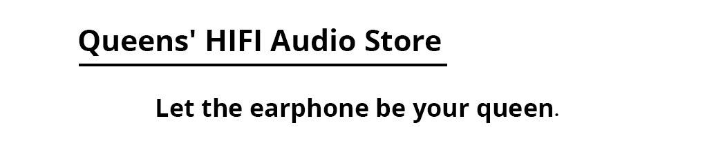 1dd, fone de ouvido híbrido de intra-auricular
