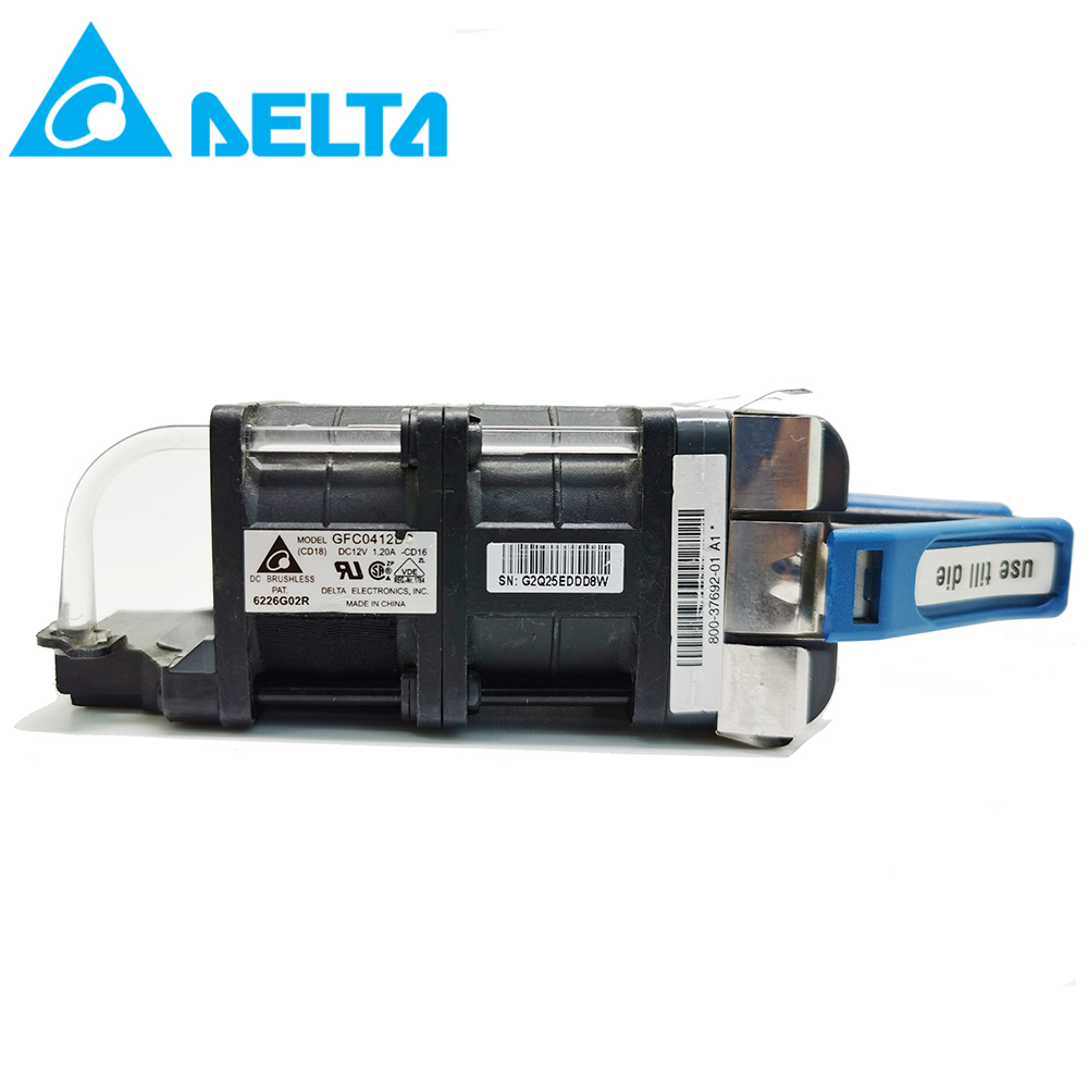 Delta GFC0412DS-CD16 For CISCO 3560X 3750X Switch Fan DC 12V 1.20A