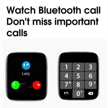 Original IWO W26 + Pro W26 W46 HW12 HW16 HW22 40MM/44MM Smart Watch Series 6 Women Men Bluetooth Call Sport Smartwatch 4