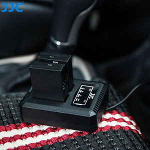 Image 5 - JJC cargador USB LC E12C para Canon LP E12 LPE12, cargador de batería Dual para Canon PowerShot SX70 HS EOS M M50 Mark II M100 M50 M10