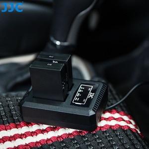 Image 5 - 캐논 파워 샷 SX70 HS EOS M M50 마크 II M100 M50 m10의 캐논 LC E12C LPE12 배터리 용 JJC LP E12 USB 듀얼 배터리 충전기