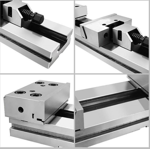 Image 2 - 2020 promotion 4/5/6/7/8 inchs Special vise for GT853 precision combination flat jaw milling machine for CNC machining center