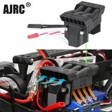 Ventilateur de refroidissement de radiateur ESC TRX4, pour 2019 RC Crawler TRAXXAS 1/10 TRX 4 TRX-4 – 4, nouveau, 82056