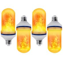 Flame Light Bulb (4…