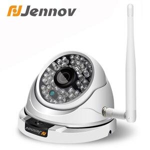 Image 1 - Jennov Wifi Ngoài Trời IP 1080P ONVIF Nhà An Ninh Không Dây Video Giám Sát Dome Camera Quan Sát Trần Chống Chịu Thời Tiết