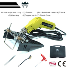 Knife Blades Grooving Hot-Cutter Electric-Foam with Sculpture Cutting Cutting