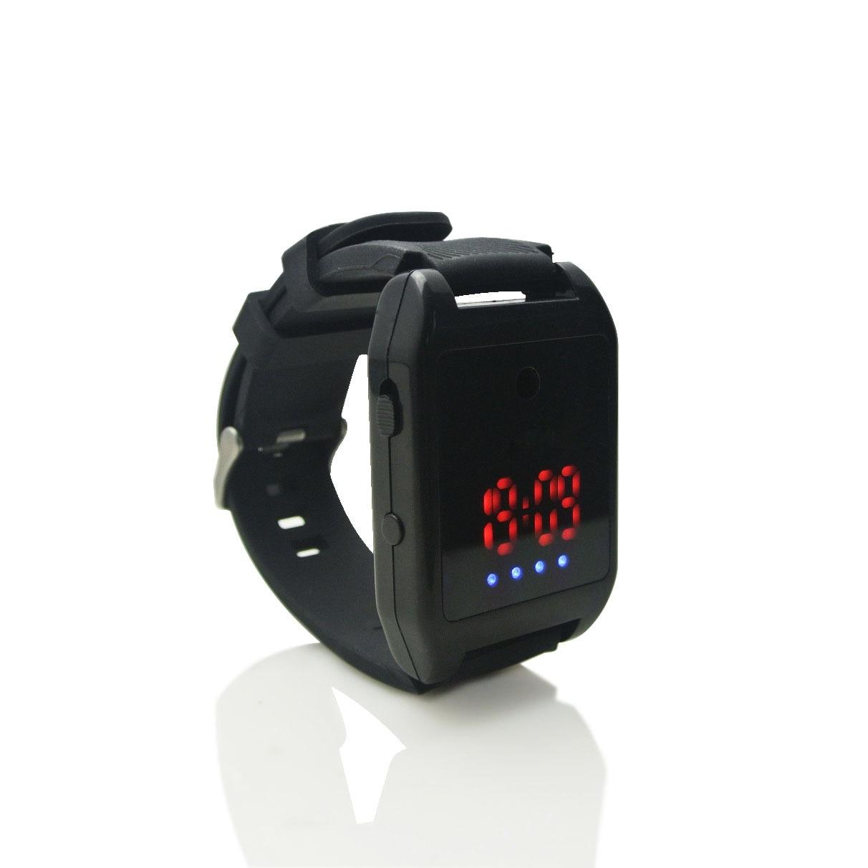 Women's Self-defense Artifact, Watch Alarm, Rechargeable Alarm, Outdoor Distress Device