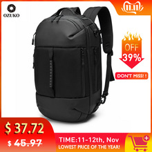 OZUKO New Men Backpacks…