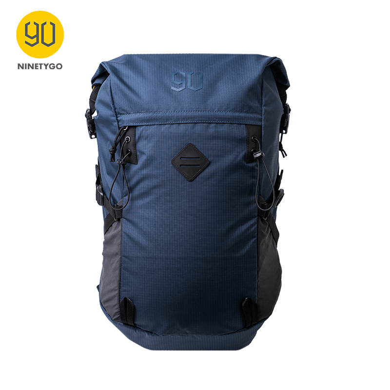 NINETYGO 90Fun 25L Hiking Backpack Multifunction Waterproof Outdoor Bag For Sport Travle Camping Fishing Hunting Cycling Unisex