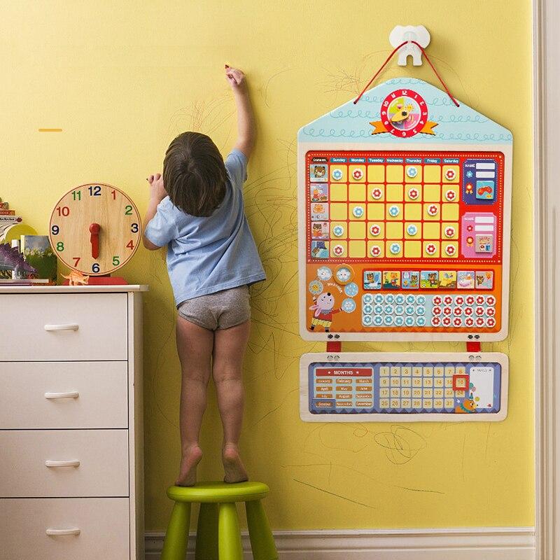 Montessori Develop Good Habits…