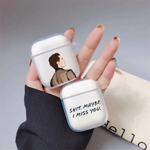 One Direction Harry Styles Louis Tomlinson Treat People With Kindness Case For Airpods 2 1 Cases For Air pod Fundas Case Coque
