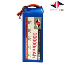 7.4V 10000mAh 25C 30C 2S Lipo Battery For RC Boat Car Truck Drone Helicopter Quadcopter Airplane UAV 22 2v 5000mah 25c 30c 35c 40c 60c 6s lipo battery for rc boat car truck drone helicopter quadcopter airplane uav