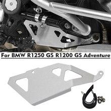Zawór wydechowy kontroler straż dla BMW R1250 GS R 1200 GS przygoda R1200 GS LC ADV R1250 R kontrola klapy osłona ochronna pokrywa